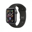Watch Series 4 GPS 40mm Aluminum Case Sport Band Black (MU662)