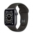 Watch Series 6 GPS 40mm Space Grey Aluminum Black (MG133)