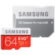 microSDHC Samsung EVO+ V2 MB-MC64GA 64Gb