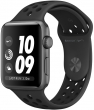 Watch Series 3 38mm with Nike Sport Band Black (MQKY2)