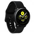 Galaxy Watch Active Чёрный сатин (RU)