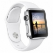 Watch 38mm with Sport Band White (MJ302)