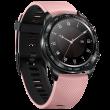 Watch Magic (silicone strap) Розовый/Чёрный