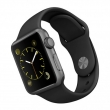 Watch Series 1 38mm with Sport Band Black (MP022)