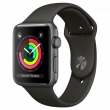 Watch Series 3 38mm with Sport Band Grey/Grey (MR352)