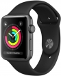 Watch Series 3 42mm with Sport Band Grey/Black (MQL12)