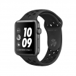 Watch Series 3 42mm with Nike Sport Band Black (MQL42)