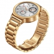 Watch Stainless Steel Link Bracelet Gold