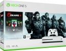 Xbox One S 1 ТБ + игры Gears 5 (RU)