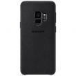 Чехол Samsung G960 Galaxy S9 Alcantara Cover Black