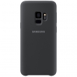 Чехол Samsung G960 Galaxy S9 Silicone Cover Black