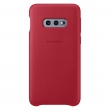 Чехол Samsung Galaxy S10e Leather Cover (VG970) Red