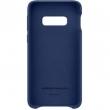 Чехол Samsung G970 Galaxy S10e Leather Cover Navy Blue
