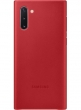 Чехол Samsung Galaxy Note 10 Leather Cover (EF-VN975) Red