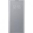 Чехол Samsung Galaxy Note 10 LED View Cover (EF-NG975) Silver