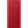 Чехол Samsung Galaxy Note 10 LED View Cover (EF-NG975) Red