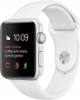 Watch Series 2 38mm Aluminum Case with Sport Band White (MNNW2)